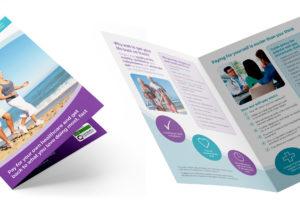 3064Get Professional Design Leaflet