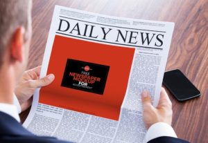 Get Newspaper Ad for your Business