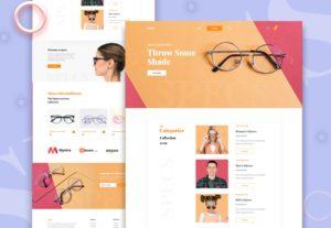 3452E-Commerce Landing Page