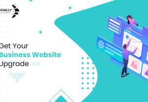 Get Your Business Website Upgrade